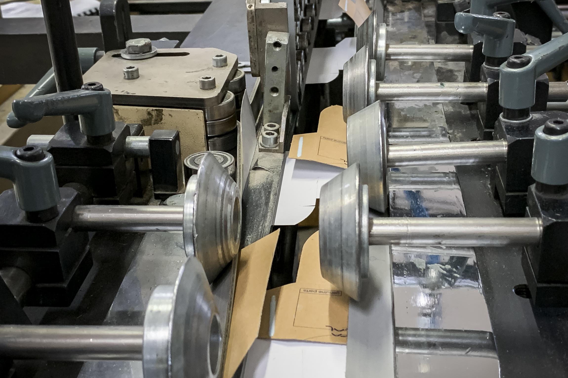 Industriförpackningar